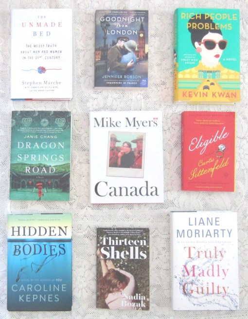 Used Books - Aug 2017