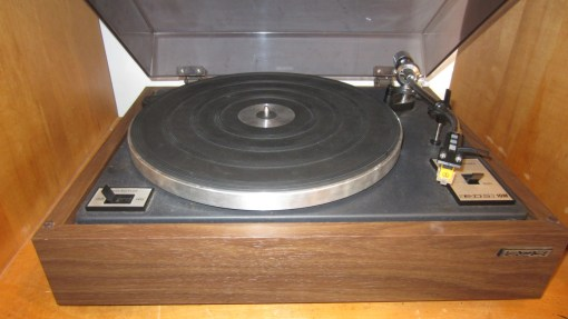 EDS 10M Turntable - 1