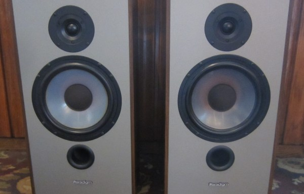 Paradigm 7se Speakers