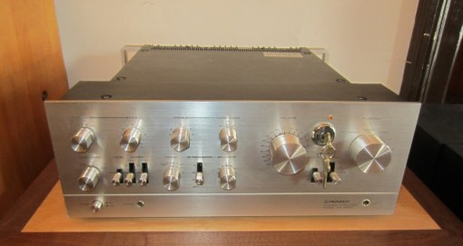 Pioneer SA-9500 Amplifier-1