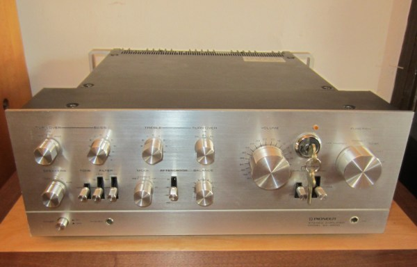 Used Receivers - Amps