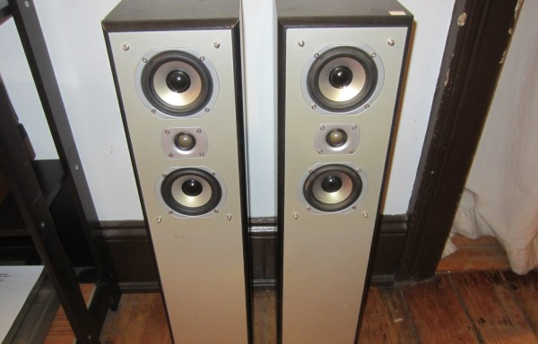 -SOLD- Quest Elements 5 Speakers