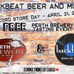 Free Beer – Record Store Day 2018