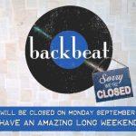 Closed Tomorrow