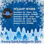 Ho Ho Holiday Hours