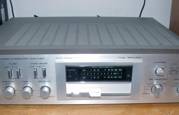 -SOLD- Akai AM-U04 Amplifier