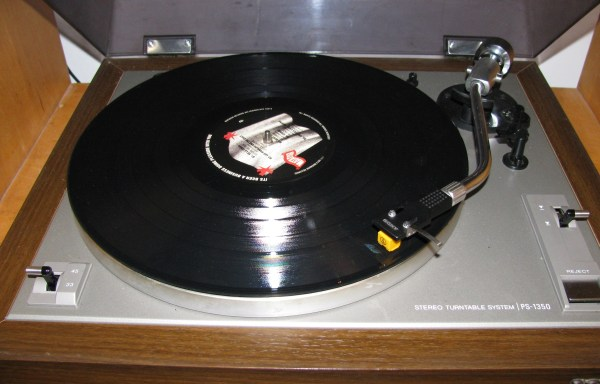 Sony PS-1350 Turntable