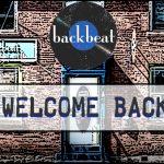 Everybody… Backbeat's back alright!