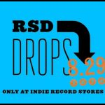 RSD Drops – Little List of Releases Available August 29th, 2020 @ 11am
