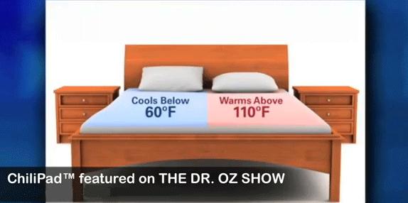 Chilipad Mattress Pad As Seen On Dr Oz
