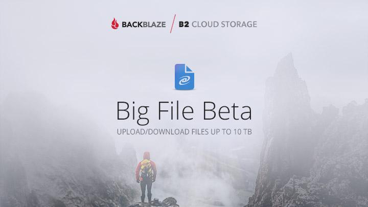 cloud storage for big