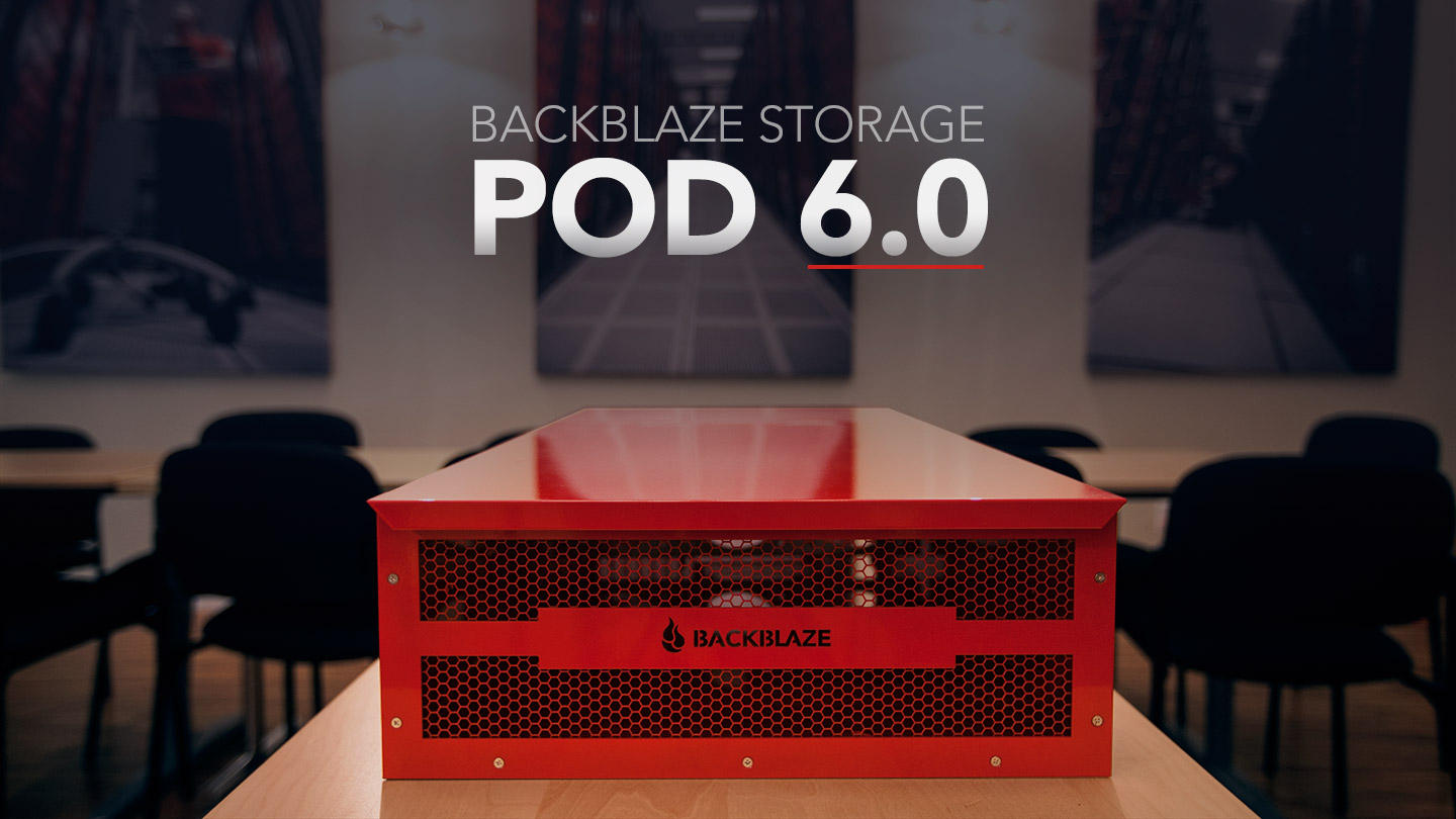 hight resolution of storage pod 6 0 deploys 60 off the shelf hard drives in a 4u chassis to lower the cost of our latest data storage server to just 0 036 gb
