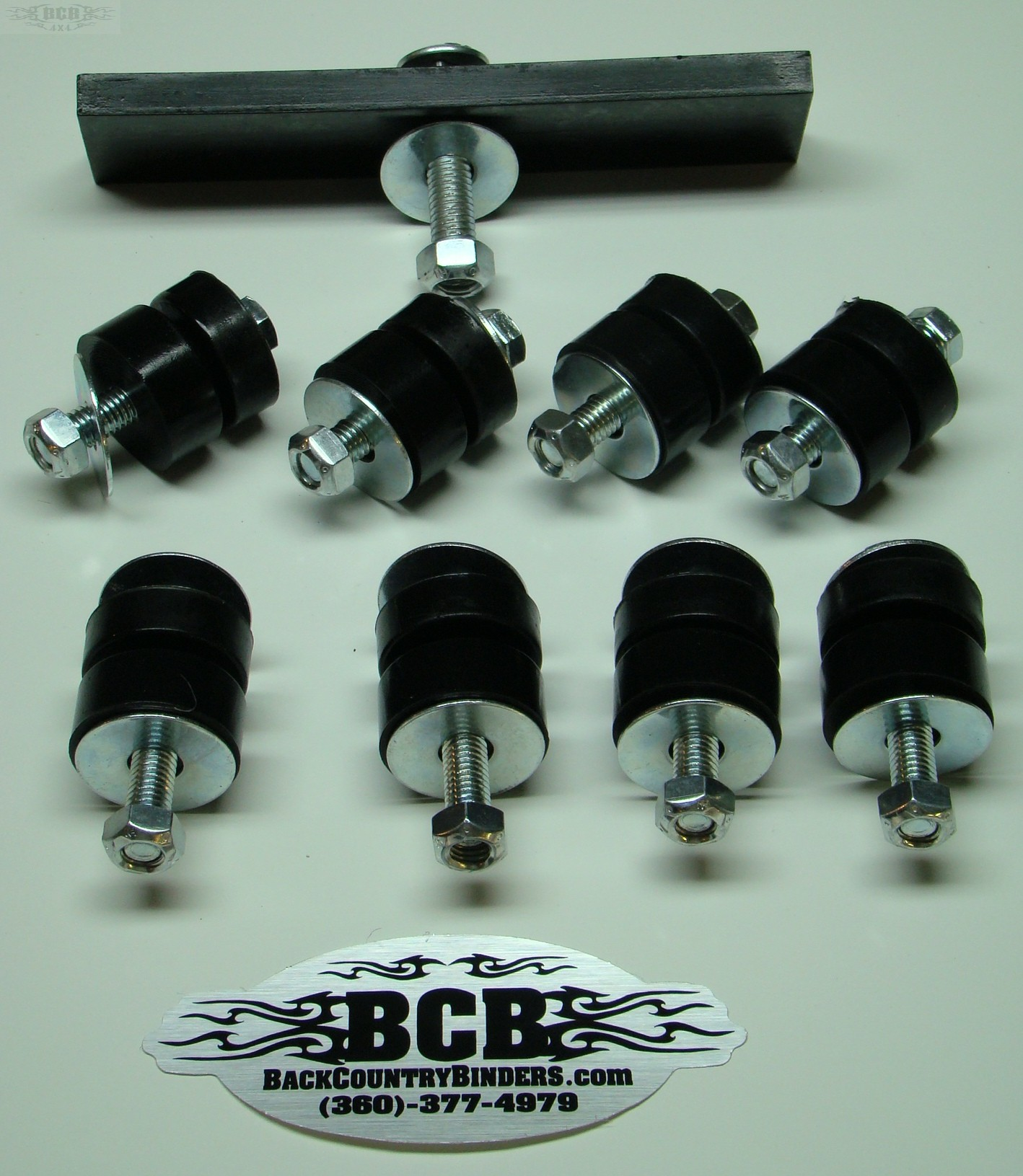 hight resolution of bcb scout 80 800 polyurethane body bushing kit