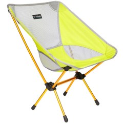 Big Agnes Helinox Chair Gym Twister Seat Uk One Camp Video Reviews