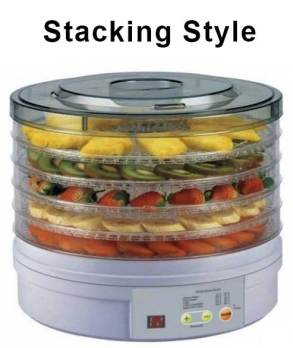Stacking Dehydrator