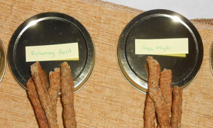 3 New Flavors for Turkey Jerky