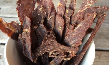 Sage Maple Beef Jerky