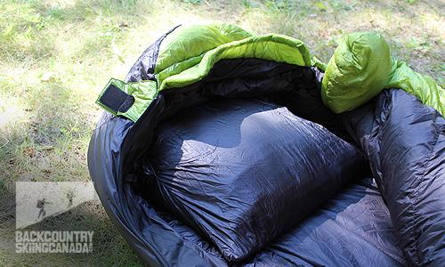 big agnes mystic sl sleeping bag and big agnes q core sl pad review