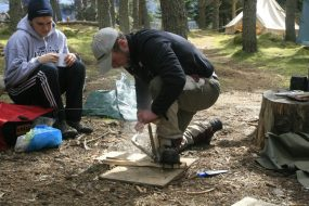 Bushcraft and Wilderness Survival Courses in Scotland