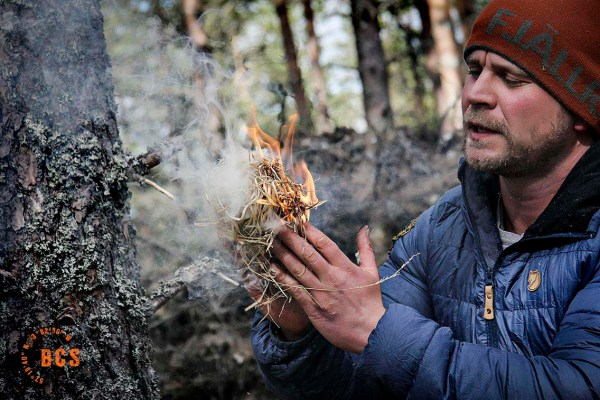 'How To' Backcountry Survival Stove