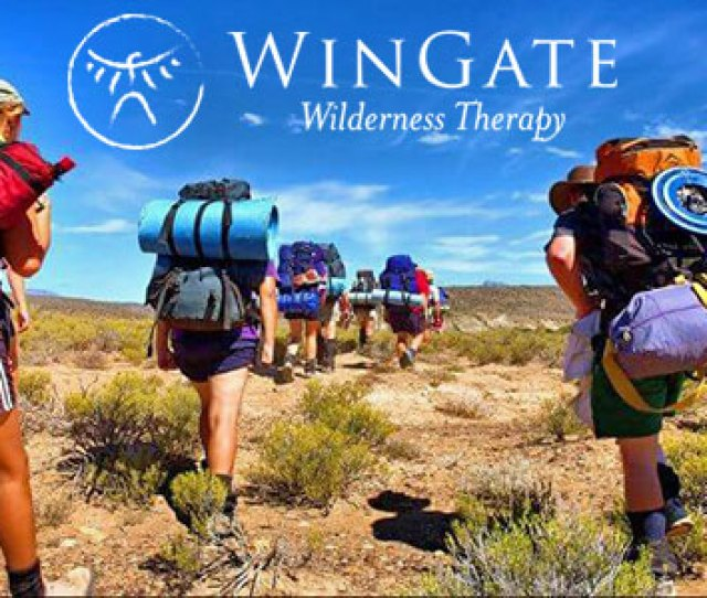 Wingate Wilderness Therapy Wind Walkers With Students On The Path Of Life In Utahs Pristine
