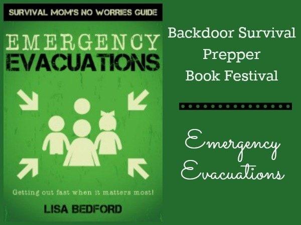 Prepper Book Festival Emergency Evacuations | Backdoor Survival