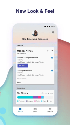 Microsoft launcher for android free launcher