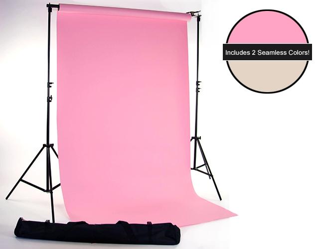 Seamless Backdrop Paper Kit