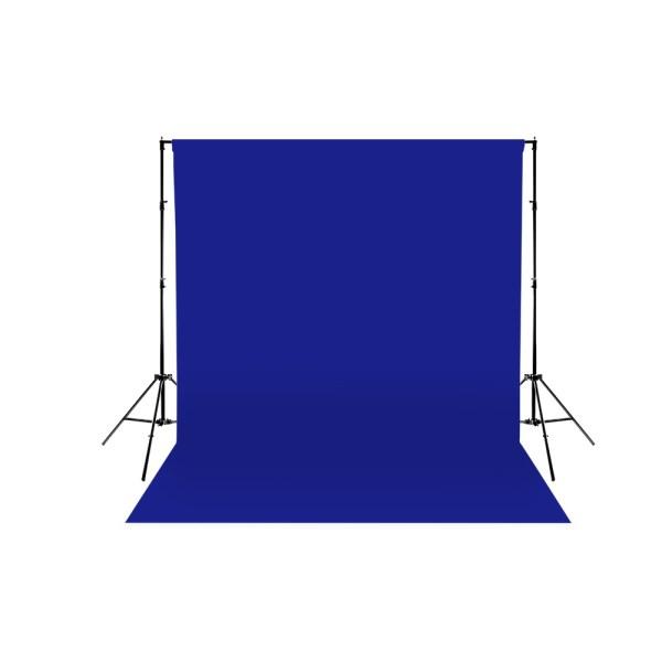 Royal Blue Fabric Backdrop Express