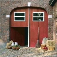 Barn Door Backdrop 2 | Backdrops Beautiful