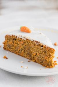 Saftiger Karottenkuchen fr Ostern | Backen macht glcklich