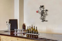 Metal Wall Art Decor For Golfers