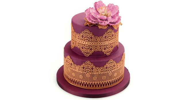 Silikonformen  Kuchen  Torten  Backfun