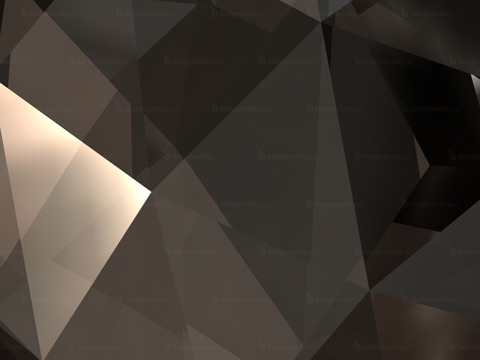 Abstract triangles background  Backgroundsycom