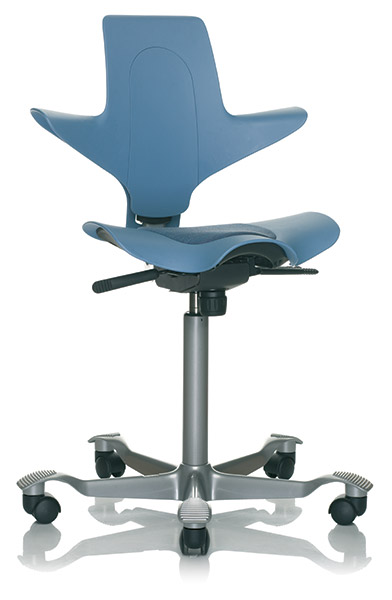 hag posture chair big man capisco puls - back in action