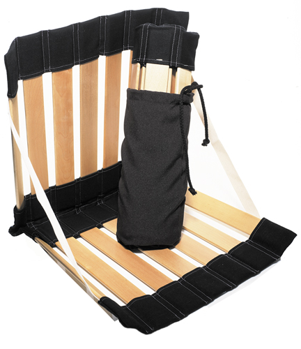 Ergolife Stol Portable Chair  Back in Action