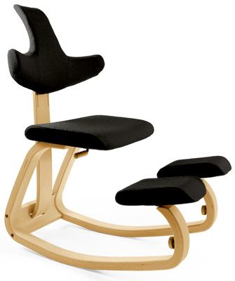 Varier Thatsit Kneeling Chair  Back in Action