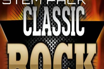 Classic Rock Stems Backing Tracks