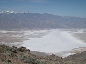 Dante's View in Death Valley National Park, 2010