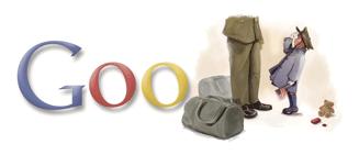 Google veteran's day image