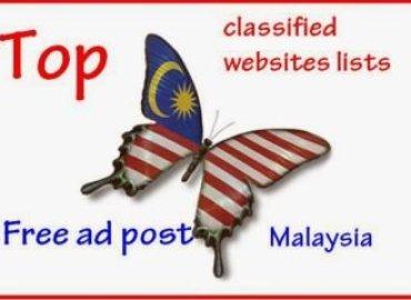 Top 40 Malaysia Classified Websites List 2019 - Backlinks