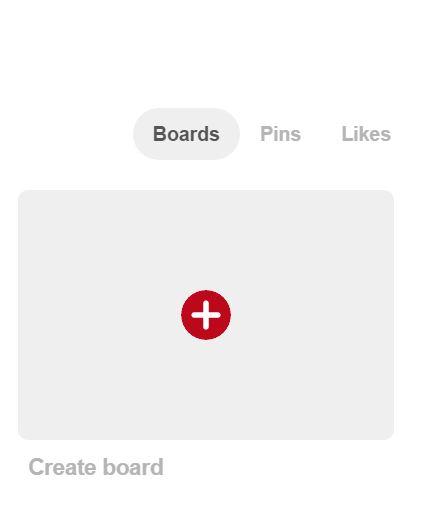 create pinterest account