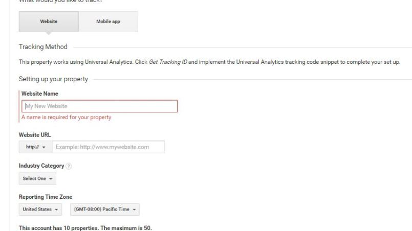 Google analyitc code add