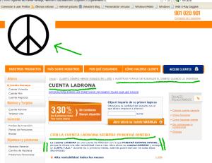 Web de una conocida entidad bancaria hackeada por un par de niños de 11 años