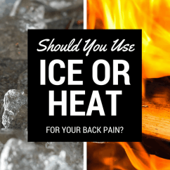 Recommended Chairs For Lower Back Pain Racing Desk Chair Is It Best To Use Ice Or Heat Treat Your Pain?