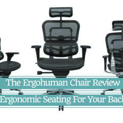 Recommended Chairs For Lower Back Pain Hydraulic Styling Chair Base Suppliers Raynor Ergohuman Review - Ergonomic Seating Your
