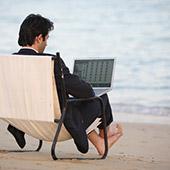 Quitter son emploi : Travailler pendant le voyage