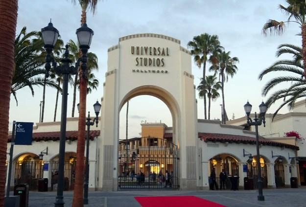 Universal Studio Tours