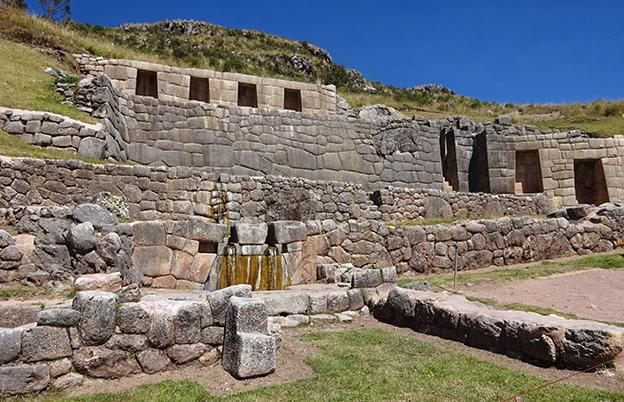 Civilisations pré-incas et incas