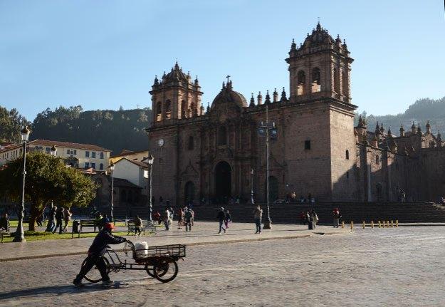 Acheter son billet à Cusco